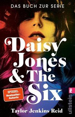 Daisy Jones and The Six (eBook, ePUB) - Jenkins Reid, Taylor