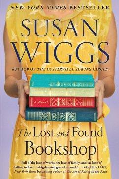 The Lost and Found Bookshop (eBook, ePUB) - Wiggs, Susan