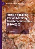Russian-Speaking Jews in Germany's Jewish Communities, 1990-2005 (eBook, PDF)