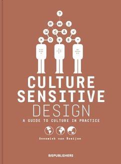 Culture Sensitive Design - van Boeijen, Annemiek;Zijlstra, Yvo