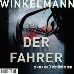 Der Fahrer / Kerner und Oswald Bd.3 (1 MP3-CD) - Winkelmann, Andreas