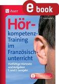 Hörkompetenz-Training im Französischunterricht 1-2 (eBook, PDF)