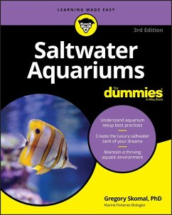 Saltwater Aquariums For Dummies (eBook, PDF) - Skomal, Gregory