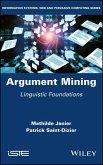 Argument Mining (eBook, PDF)