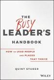 The Busy Leader's Handbook (eBook, ePUB)
