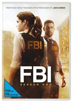 FBI Staffel 1 DVD-Box - Missy Peregrym,Zeeko Zaki,Jeremy Sisto