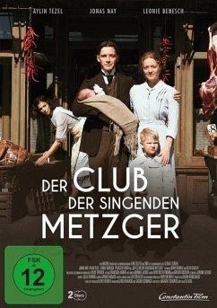 Der Club der singenden Metzger - 2 Disc DVD - Jonas Nay,Aylin Tezel,Leonie Benesch