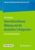 Diversitätsreflexive Bildung und die deutschen Schulgesetze (eBook, PDF)