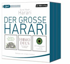 Der große Harari, 6 MP3-CD - Harari, Yuval Noah
