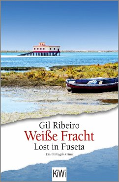 Weiße Fracht / Leander Lost Bd.3 - Ribeiro, Gil