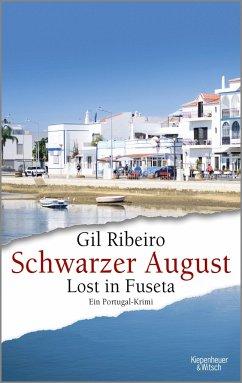 Schwarzer August / Leander Lost Bd.4 - Ribeiro, Gil