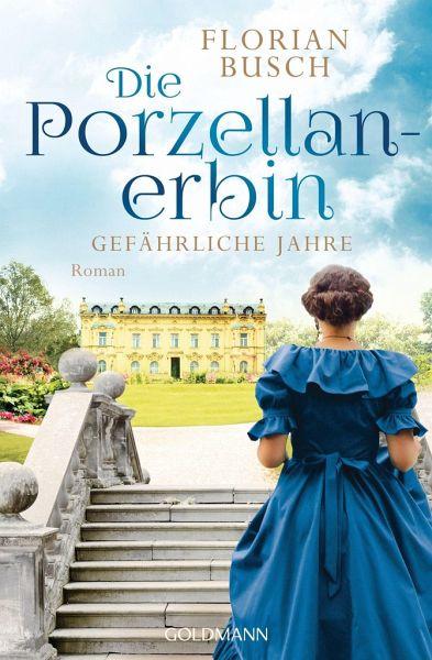 Buch-Reihe Die Porzellan-Erbin