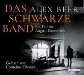 Das schwarze Band / August Emmerich Bd.4 (6 Audio-CDs)