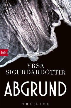 Abgrund / Kommissar Huldar Bd.4 - Sigurdardóttir, Yrsa