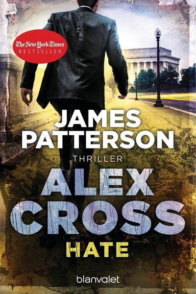 Buch-Reihe Alex Cross von James Patterson
