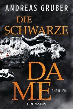 Die schwarze Dame / Peter Hogart Bd.1 - Gruber, Andreas
