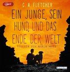 Ein Junge, sein Hund und das Ende der Welt, 2 MP3-CD