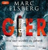 GIER - Wie weit würdest du gehen?, 2 MP3-CD