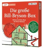 Die große Bill-Bryson-Box, 4 MP3-CD