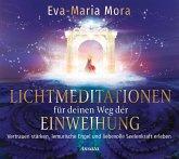 Lichtmeditationen für deinen Weg der Einweihung, 1 Audio-CD