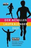 Der Achilles Laufkalender 2021 Taschenkalender