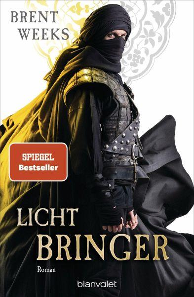 Buch-Reihe Licht Saga von Brent Weeks