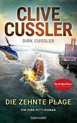 Die zehnte Plage / Dirk Pitt Bd.25