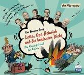 Lotta, Opa Heinrich und die beklauten Diebe, 1 Audio-CD