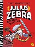 Boxen mit den Briten / Julius Zebra Bd.2
