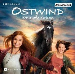 Der große Orkan / Ostwind Bd.6 (Audio-CD) - Schmidbauer, Lea