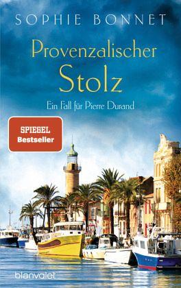 Buch-Reihe Pierre Durand von Sophie Bonnet
