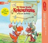 Der kleine Drache Kokosnuss erforscht die Ritter / Der kleine Drache Kokosnuss - Alles klar! Bd.5 (1 Audio-CD)