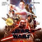 Star Wars: Der Aufstieg Skywalkers, 1 MP3-CD
