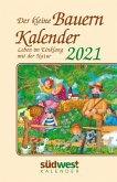 Der kleine Bauernkalender 2021 Taschenkalender