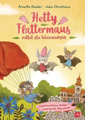 Buch-Reihe Hetty Flattermaus