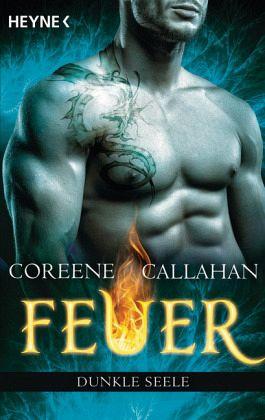 Buch-Reihe Feuer von Coreene Callahan