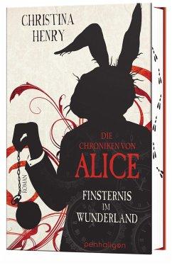 Finsternis im Wunderland / Die Dunklen Chroniken Bd.1 - Henry, Christina