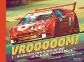 Vrooooom! Die berühmtesten Rennstrecken der Welt: Autos, Fahrer, legendäre Momente