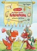 Der kleine Drache Kokosnuss erforscht die Ritter / Der kleine Drache Kokosnuss - Alles klar! Bd.5