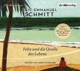 Felix und die Quelle des Lebens, 3 Audio-CD