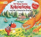 Der kleine Drache Kokosnuss und der chinesische Drache / Die Abenteuer des kleinen Drachen Kokosnuss Bd.28 (1 Audio-CD)