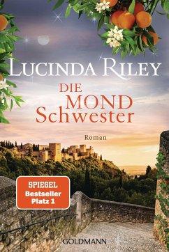 Die Mondschwester / Die sieben Schwestern Bd.5 - Riley, Lucinda