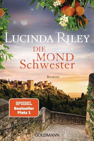 Die Mondschwester / Die sieben Schwestern Bd.5