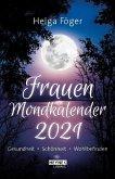 Frauen Mondkalender 2021 Taschenkalender