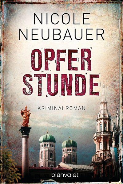 Buch-Reihe Kommissar Waechter von Nicole Neubauer