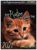 Eine Katze für jeden Tag 2021 Abreißkalender