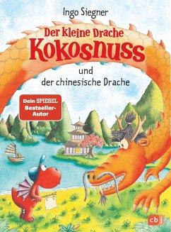 Der kleine Drache Kokosnuss und der chinesische Drache / Die Abenteuer des kleinen Drachen Kokosnuss Bd.28 - Siegner, Ingo