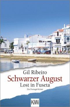Schwarzer August / Leander Lost Bd.4 (eBook, ePUB) - Ribeiro, Gil
