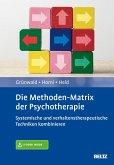 Die Methoden-Matrix der Psychotherapie
