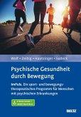 Psychische Gesundheit durch Bewegung